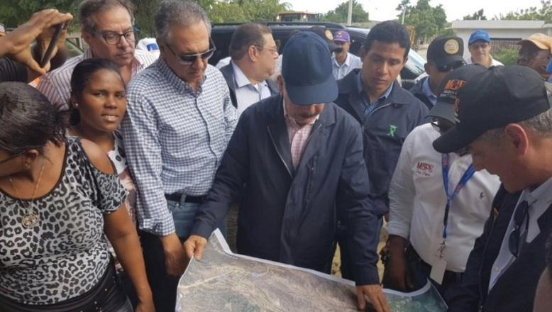 Presidente Danilo Medina Sanchez va en auxilio de Vicente Noble ... - El Sol de la Florida